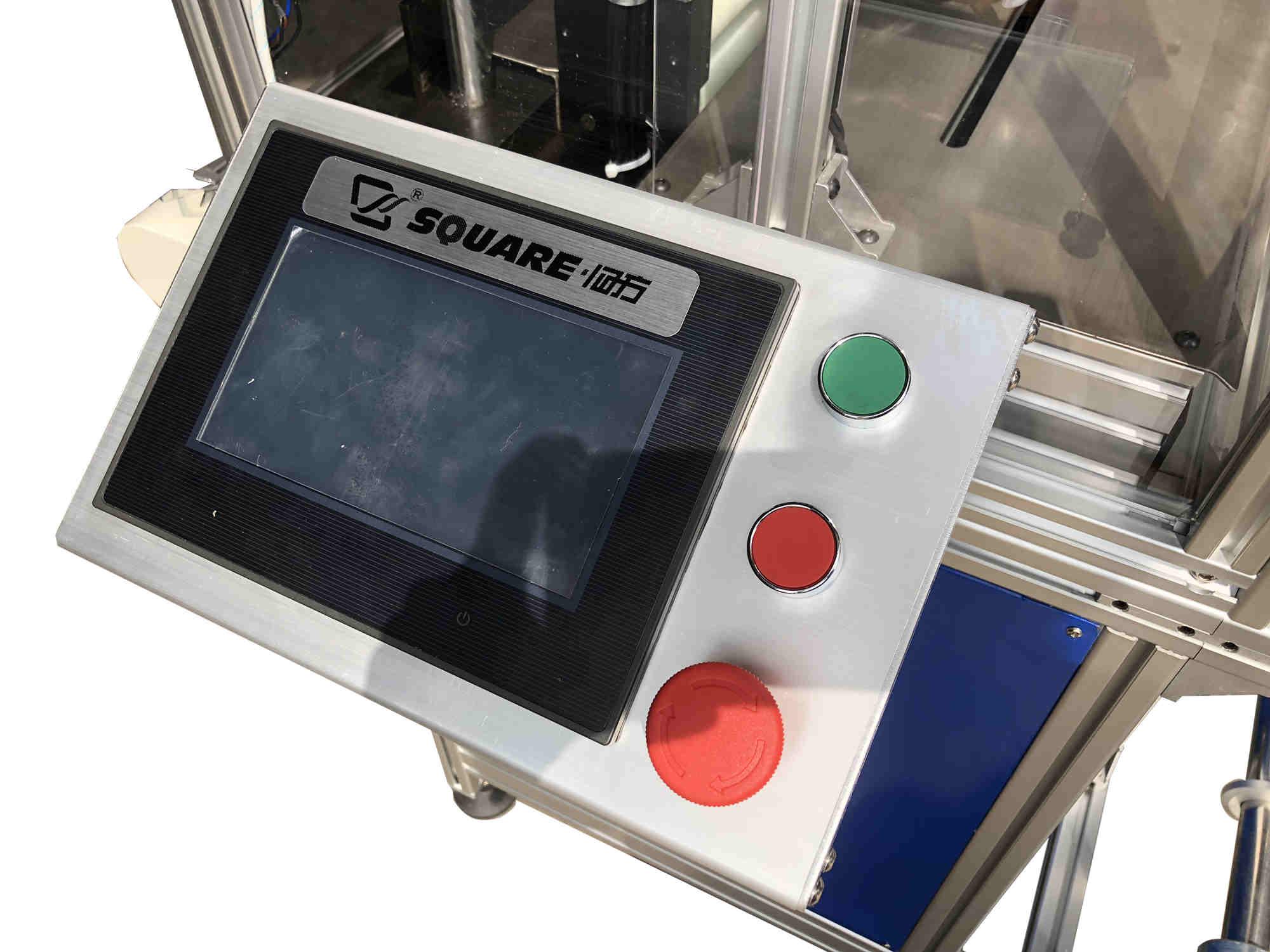 CBJ 圍邊布自動打標切斷機